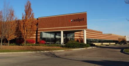 Forms and models are produced at the service center in Canton, Michigan.