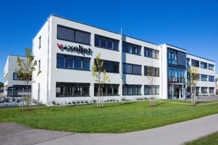 voxeljet AG's headquarters in Friedberg, Bavaria