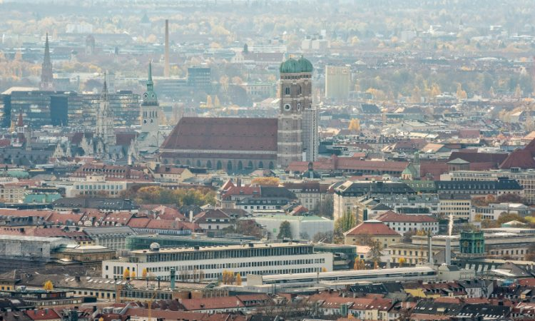 Smart City Index: Munich One of  Germany's Most Digital Cities