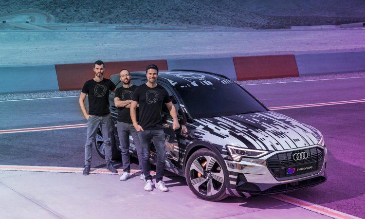 Holoride: Car Rides as Virtual Reality Games