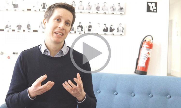 Google Maps for Indoors — Video Interview with Navvis Co-founder Felix Reinshagen
