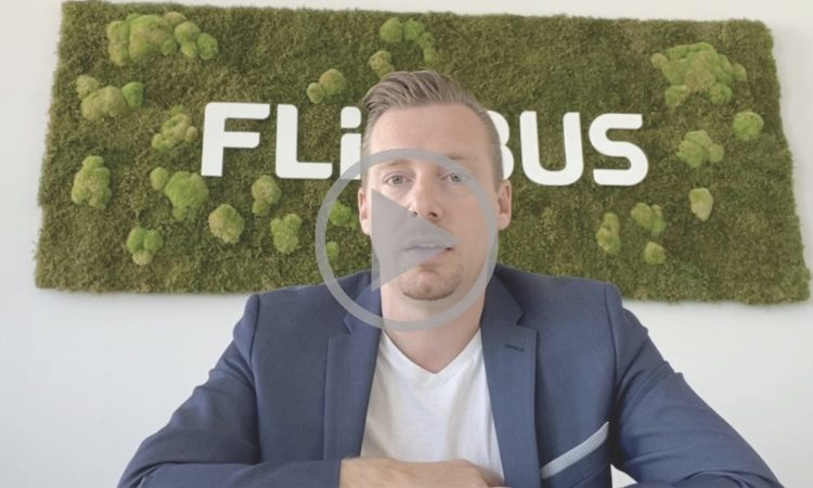 """#CoronaUpdate with Flixbus: """"It's a Really Difficult Situation for Us"""""""