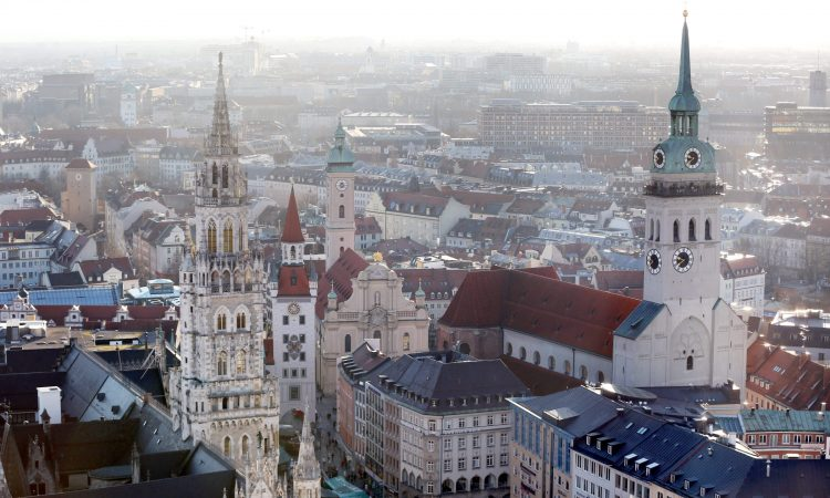 Munich Has Established Itself as a Startup Hub in Europe