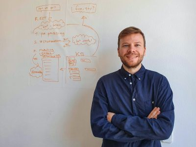 Communication Across All Departments – How Markus Linnenberg of E-Bot7 Works
