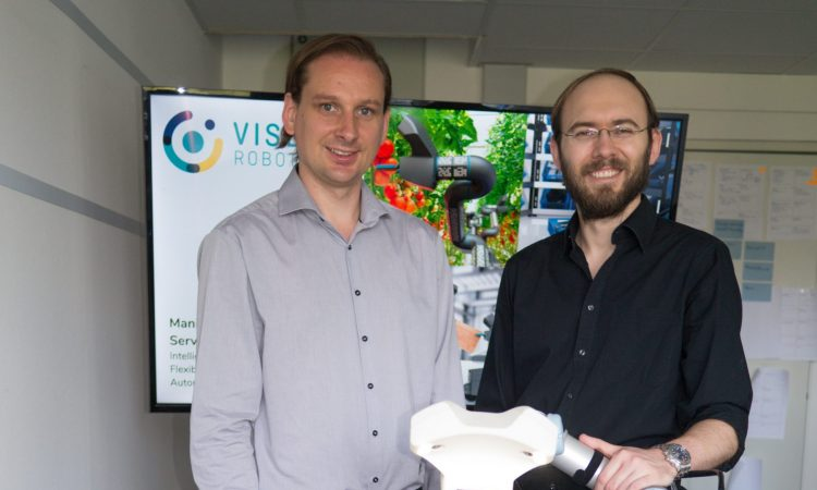"Visevi Robotics: ""We're Working on the Revolution of Robots"""