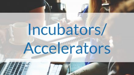 Incubators and Accelerators