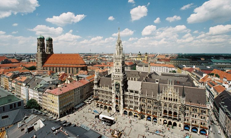 New innovation and startup center – City of Munich and UnternehmerTUM plan the city of the future