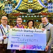 Cleverciti wins Munich Startup Award