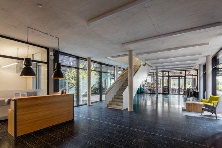 Foyer UTUM_©UnternehmerTUM GmbH_Marcus Ebener