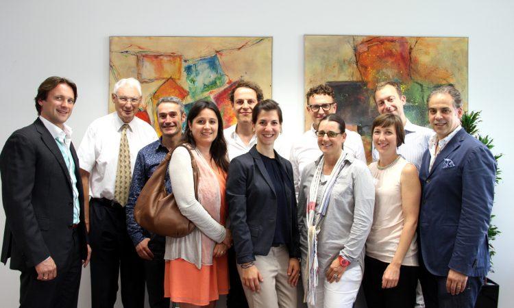 The Social Entrepreneurship Akademie team