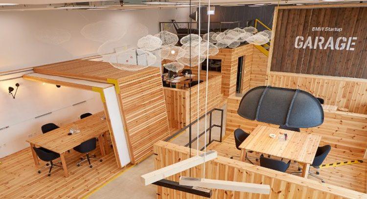 BMW Startup Garage, © BMW