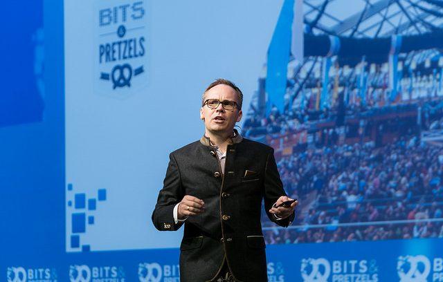 Bernd Storm Bits & Pretzels
