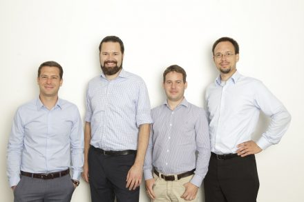 The four CQSE founders.