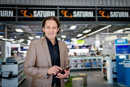 Martin Wild, CDO of MediaMarktSaturn