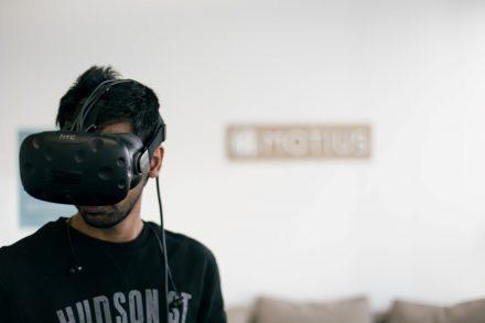 VR at Motius