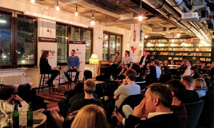 Photo: Startup Grind Munich