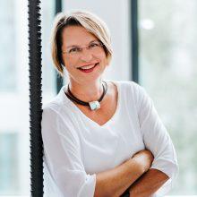 Vision Health founder Sabine Häußermann