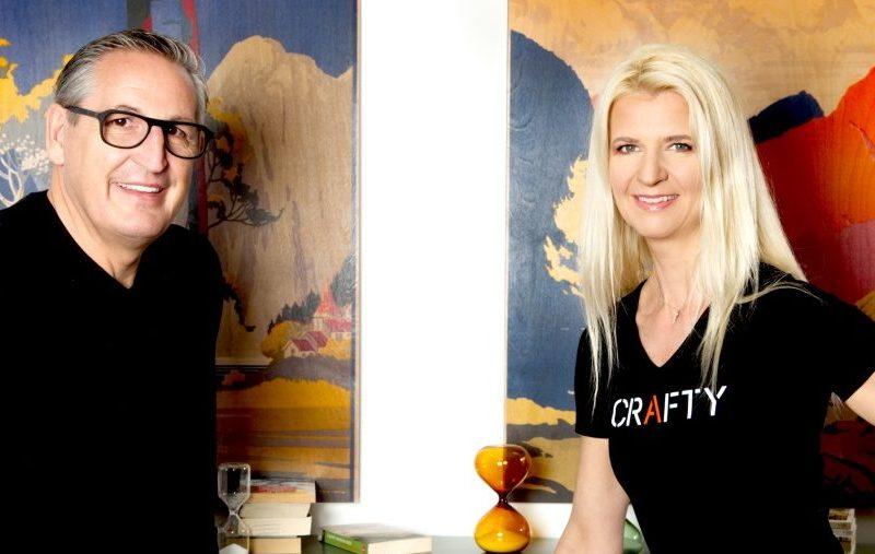 Crafty, Christiane Wolff and Jens Zabel