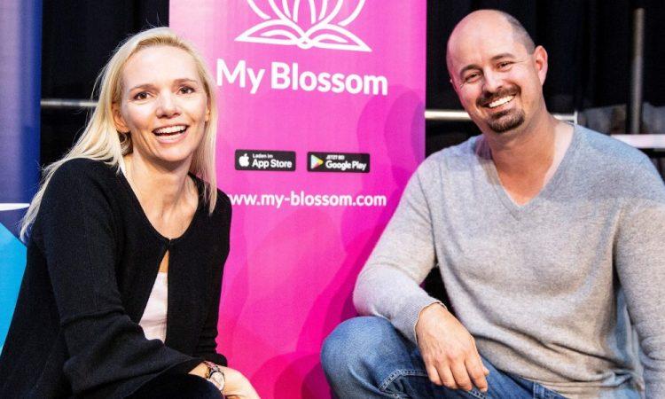 My Blossom Julia Laukemann, Ralph Karliczek
