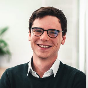 Parkhere CEO Felix Harteneck