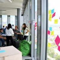 Develop, Test, Revise — A talk with the Digital Product School